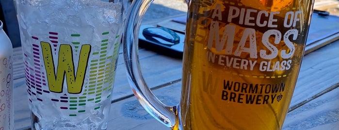 Wormtown Brewing is one of The Traveler'in Beğendiği Mekanlar.