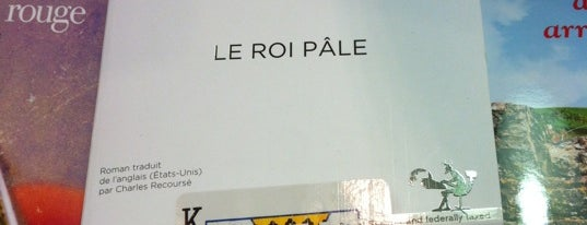 La Manœuvre is one of Marc 님이 좋아한 장소.