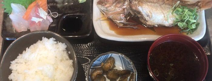 魚河岸酒房 魚魚屋 is one of 春日井ちょい飲み.