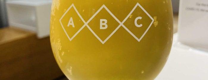 Alpha Beta Coffee Club is one of break faster.