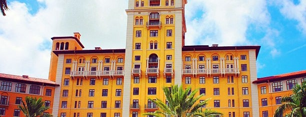 Miami Biltmore Hotel is one of Pixie and Jenna in South Florida.