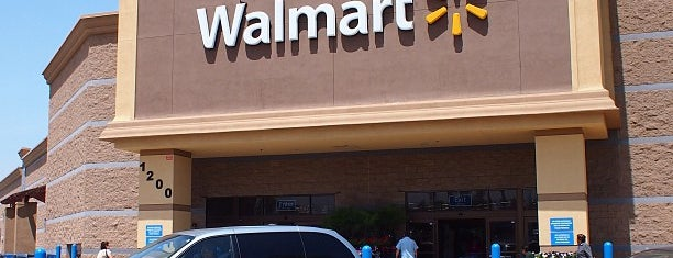 Walmart Supercenter is one of Lisa's Liked Places.