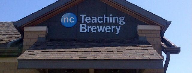 NC Teaching Brewery is one of Niagara Falls.