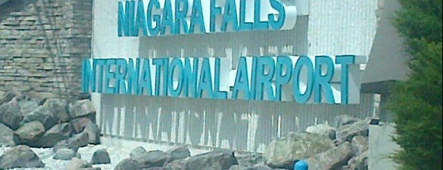 Niagara Falls International Airport (IAG) is one of Week NYC.