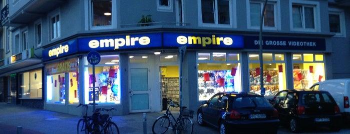 Empire Videothek is one of Andre 님이 좋아한 장소.