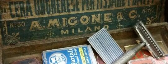 Parrucchiere Algeri Fiorenzo is one of Posti che sono piaciuti a Roberto.