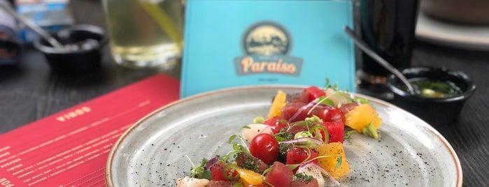 Parrilla Paraíso is one of Cumpleaños.