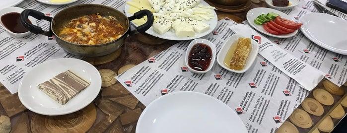 süslü kahvaltı ve menemen salonu is one of İstanbul Eateres.
