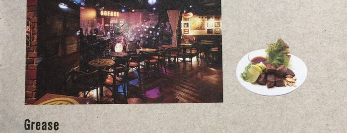 オールディーズ ライブハウス「グリース(Grease)」 is one of Shigeo : понравившиеся места.