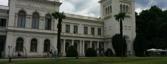 Ливадийский дворец is one of Крым.