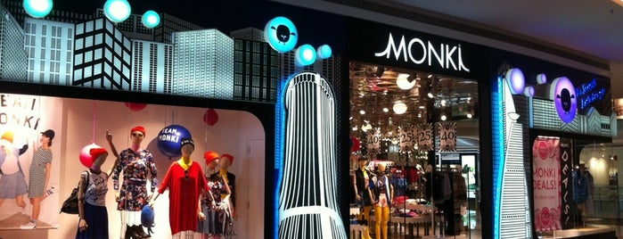 Monki is one of Malaysia.