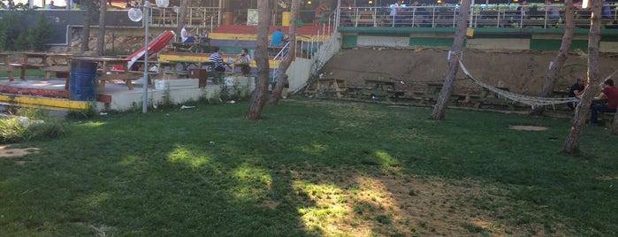 UniverCity Park is one of Orte, die Güven gefallen.