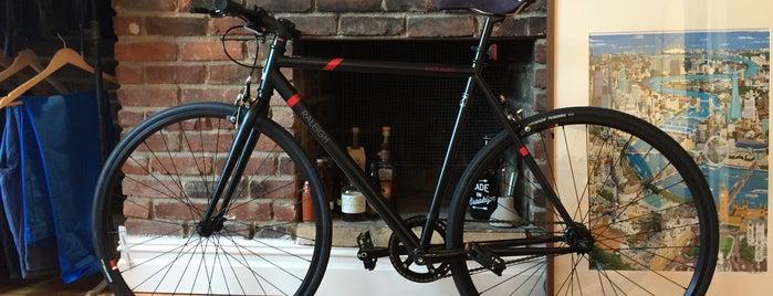 Atlantic Bicycles is one of USA NYC BK DUMBO.