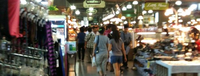 Seri Market is one of Yodpha 님이 좋아한 장소.