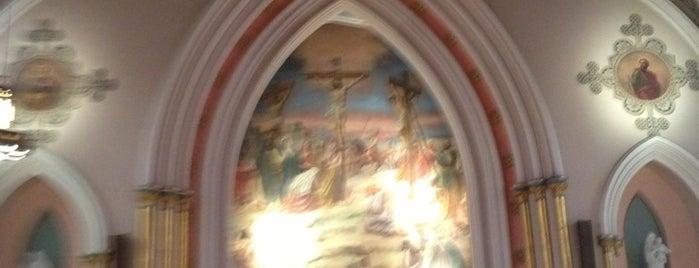 Saint Paul's Roman Catholic Church is one of VisitPhilly.