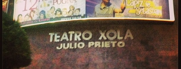 Teatro Julio Prieto is one of Posti che sono piaciuti a Rodrigo.