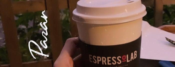 EspressoLab is one of Sametさんのお気に入りスポット.