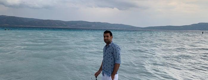 Saldivler Plajı is one of Lieux qui ont plu à Mehmet.