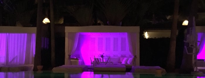 Delano South Beach is one of Lizaさんの保存済みスポット.