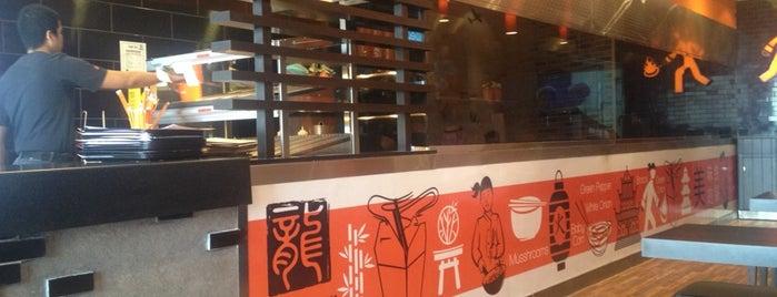Yummy Wok is one of Baha : понравившиеся места.