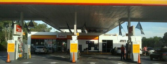 Shell is one of Posti che sono piaciuti a Juan Pablo.