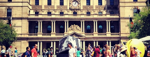 Customs House is one of Sydney Day Out.