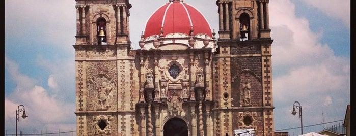 Santiago Tianguistenco is one of Tempat yang Disukai Carlos.