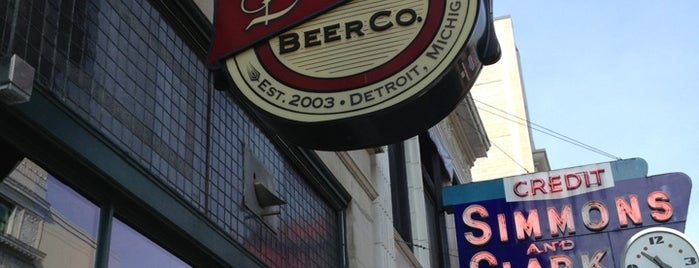 Detroit Beer Company is one of Detroit #4sqCities.