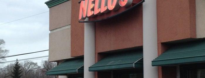 Nello's Eatery is one of Posti che sono piaciuti a Ahea.