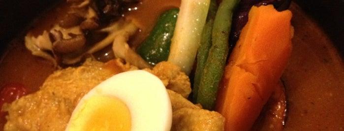 Kanako's Soup Curry Shop is one of Posti che sono piaciuti a Hide.