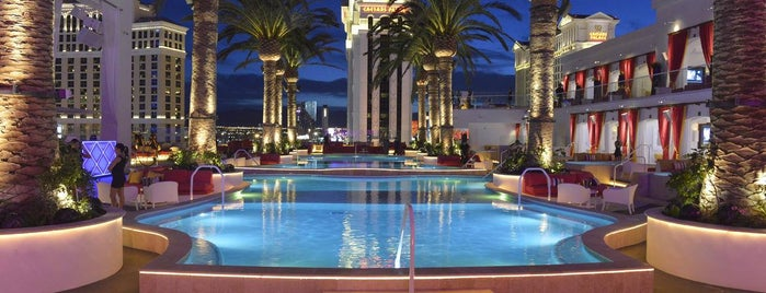 Drai's Beach Club • Nightclub is one of America's Ultimate Rooftop Bars.