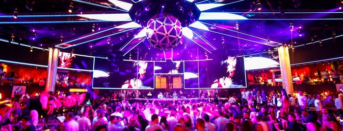 Drai's Nightclub is one of Las Vegas.