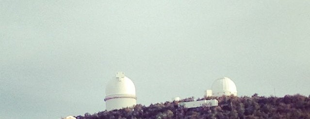 McDonald Observatory is one of Texas Places to Try.