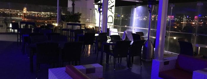 Sky Light Bar is one of Querétaro.