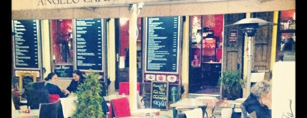 Angelo Party Cafe is one of Best of Budapest.