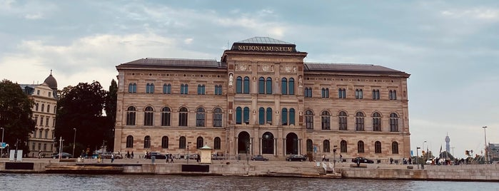 Nationalmuseum is one of Stockholm.