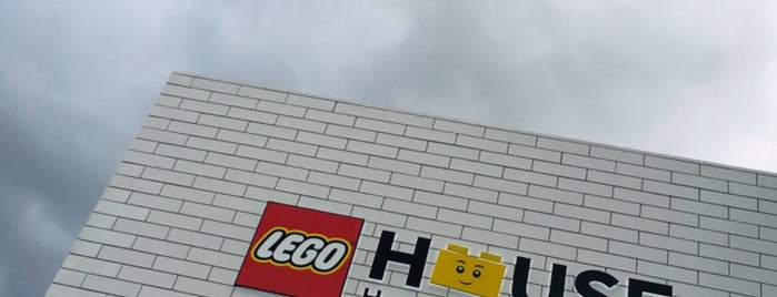 LEGO House is one of Crazy Places.