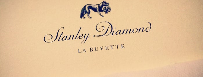 Stanley Diamond is one of Frankfurt Restaurant.