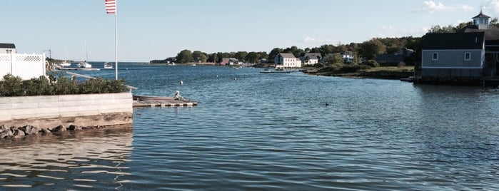 Cape Porpoise Harbor is one of Maine.