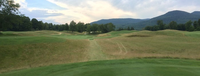 Dorset Field Club is one of Oldest Golf Courses in America.