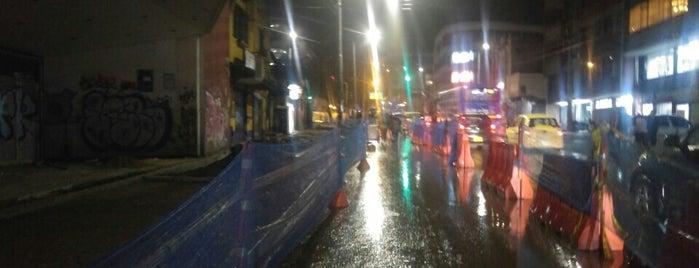 Teatro Metro is one of Barhopping in Bogotá.
