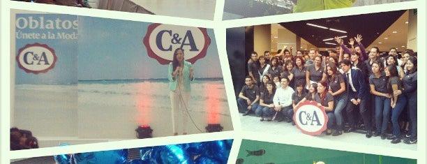 C&A is one of Posti che sono piaciuti a GloPau.