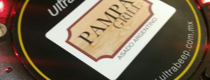 Pampa Grill is one of Locais curtidos por Marco.