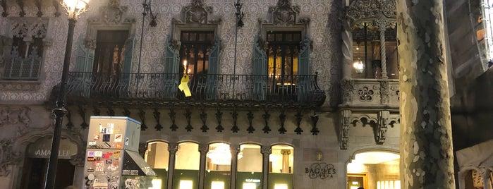 BCN Rambla Catalunya apartments is one of Livin' It In Barcelona.