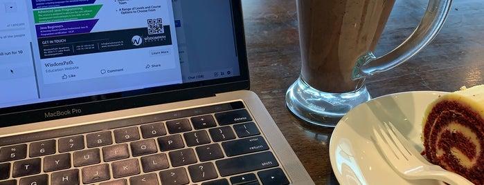 The Coffee Bean & Tea Leaf is one of Work + Coffee.
