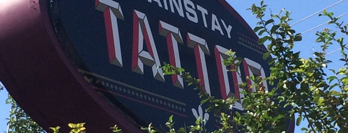 Mainstay Tattoo is one of Favorite Finds - Austin.
