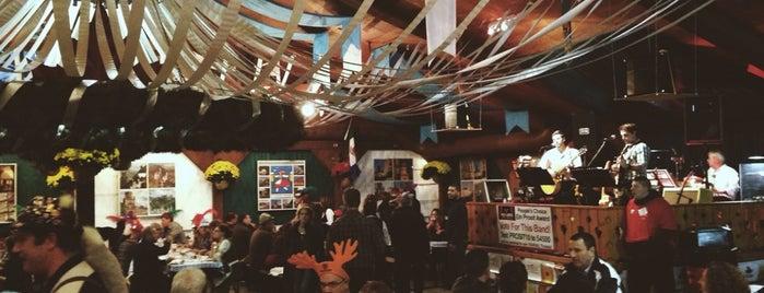 Hubertushaus is one of Kitchener Waterloo Oktoberfest Festhallen.