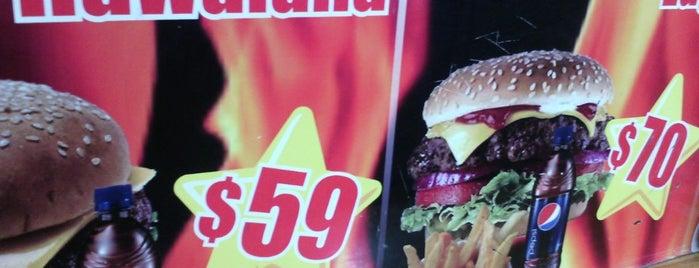 The Big Burger is one of สถานที่ที่ Danniela ถูกใจ.