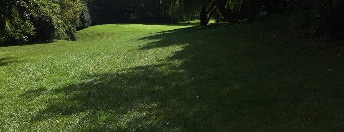 Golf de Rosny is one of Lieux sauvegardés par JULIE.