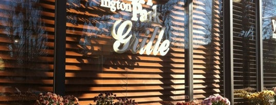 Washington Park Grille is one of Rowanさんのお気に入りスポット.